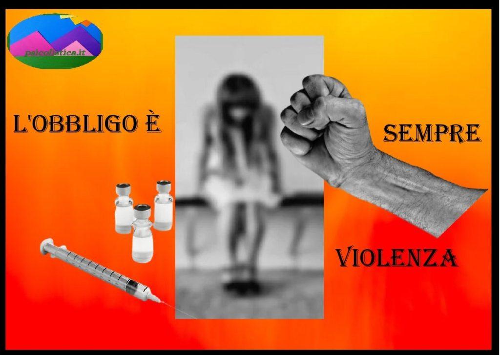 l'obbligo è sempre violenza